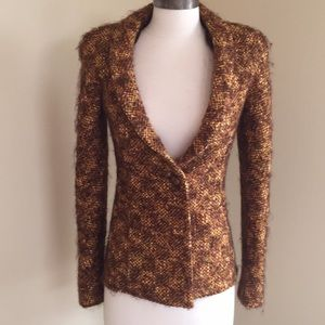 Rare  Valentino blazer size 2